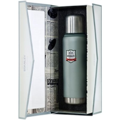 stanley limited edition thermos bottle in box